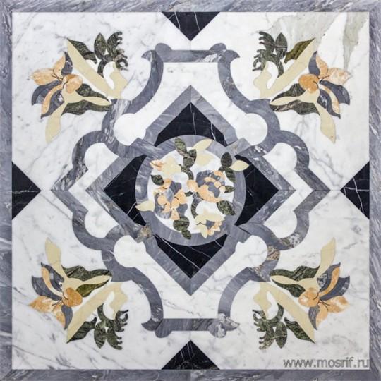 Мозаичное панно 0022Q   1100x1100